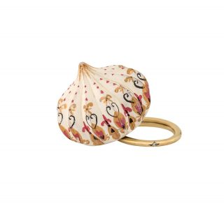 Afghan Temple Dome Ring by Alice Cicolini